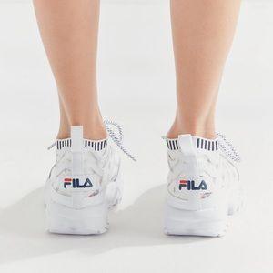 Fila Disruptor Monomesh Sockfit Sneaker
